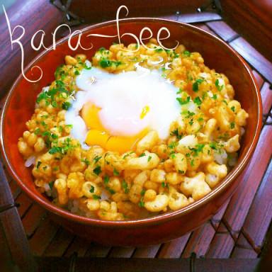 卵が大活躍!材料4つ以内で作れる「平日丼ランチ」