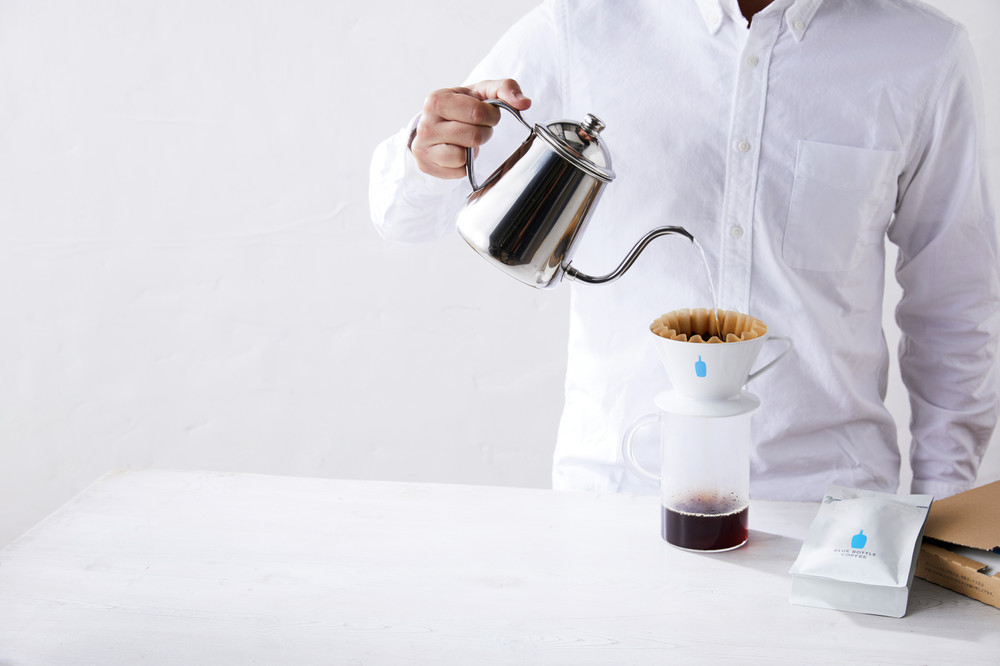ブルーボトルコーヒー直伝!格段においしくなる「コーヒーの淹れ方」