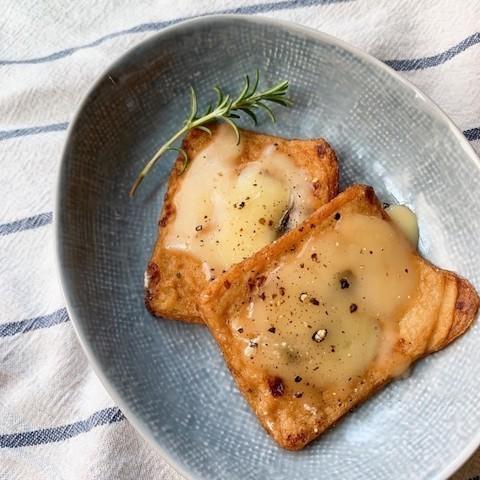 5分でとろ〜りおいしい。「チーズ焼き」でプチ贅沢気分