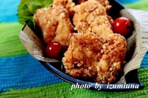 ザクザク&ジューシー!鶏むね肉でおいしい「チキン竜田」