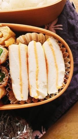 すきまに◎時間のない朝に使えるお弁当の「チーズおかず」