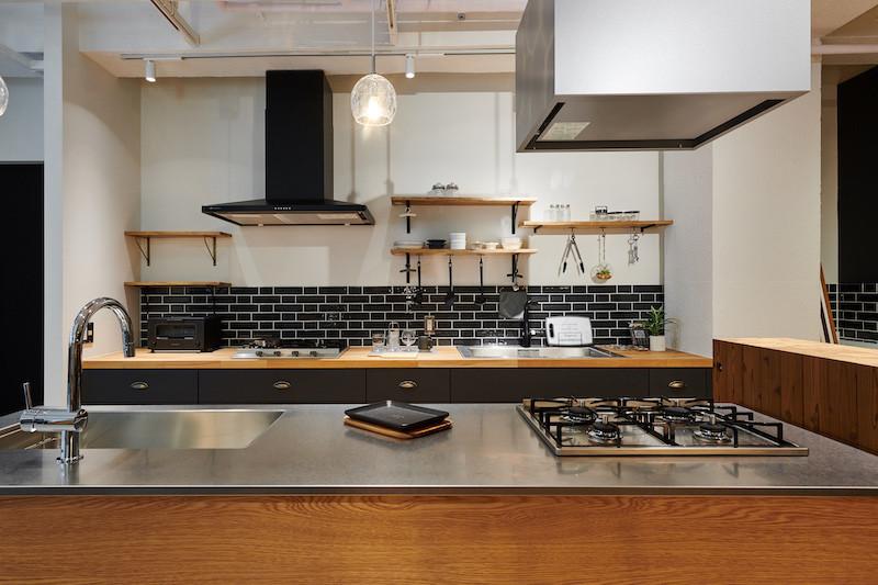 理想の形を探している方、必見!「キッチンタイプ別サイズと特徴」を一挙にご紹介<後編>