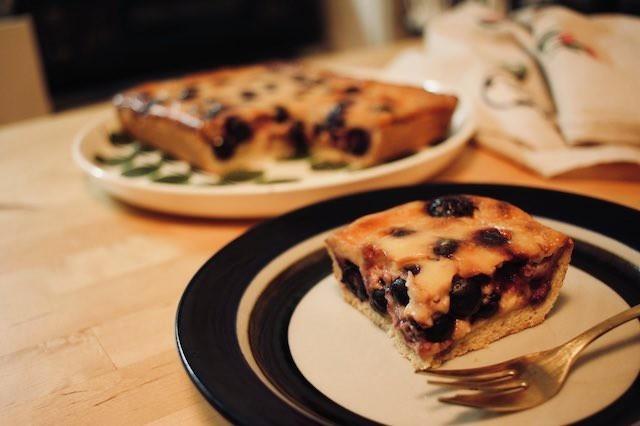 【Twitterで話題】ふわトロ美味!フィンランドの優しいおばあちゃんのレシピ「ブルーベリーパイ」で広がる笑顔