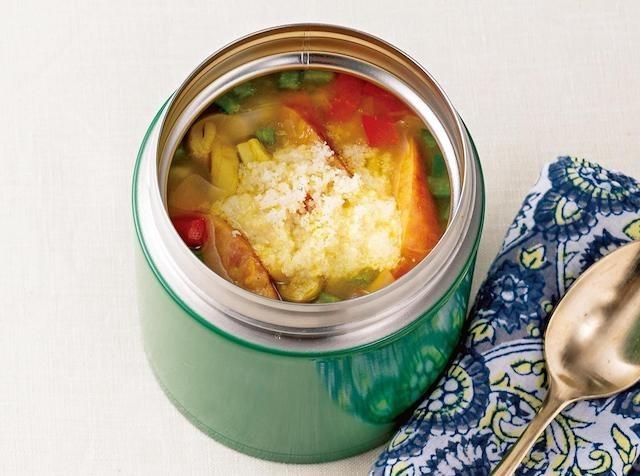 できあがりが楽しみ!新生活のお弁当に「スープジャーランチ」はいかが