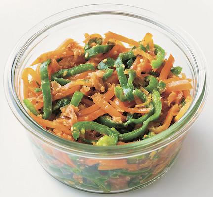 食材2つで!ラクうま「つくりおき野菜おかず」