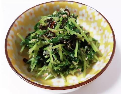 【塩昆布×野菜1つ】ささっと作れる「5分副菜」集めました!