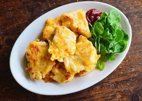 常備食材でお手軽。しっとりおいしい「鶏むね×卵」のおかず