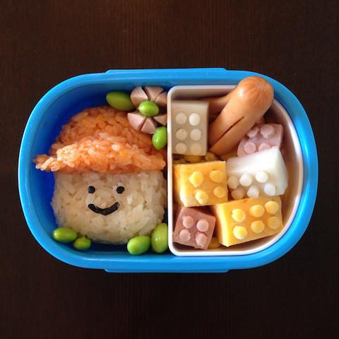 【5分で完成】テンションUPの簡単「お弁当デコおかず」4選