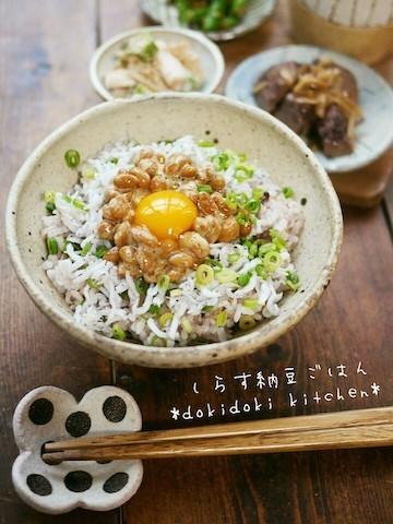 こんな食べ方あったんだ!?朝食にぴったりの「納豆ご飯」アレンジ