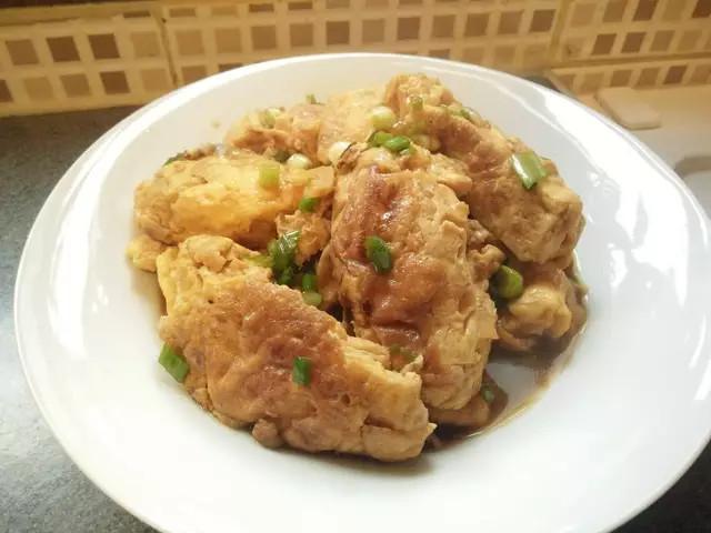 台湾の家庭の味「お豆腐の卵焼き」がほっこり美味しい