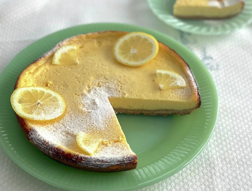 オーブン&型いらず!フライパンで絶品「チーズケーキ」の作り方