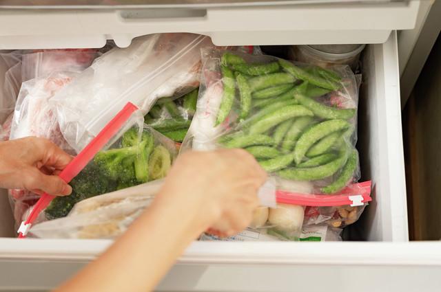 食材ごとにポイントあり!おいしく「冷凍保存」するコツって?