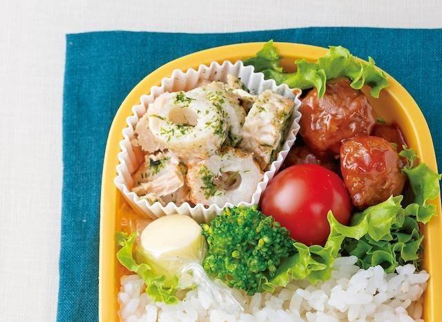 春のお弁当にぴったり!「ちくわ」で作るスキマ埋めレシピ