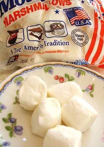 ムチムチ新食感!マシュマロを冷凍するとヤミツキのおいしさに!