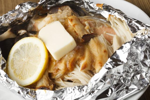 【トースター】でつくる鮭のホイル焼きのお手軽レシピ5選. 89e0de672d7a7cd296671d5bf80318d3
