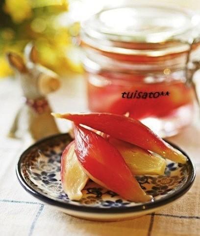 【鮮やかピンク】旬のみょうがで美しいピクルスを作ろう!