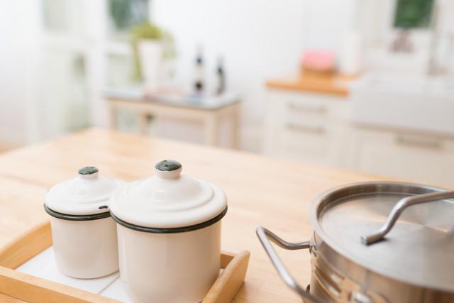 心がすーっとラクになる・「考えない台所」の5つのルール