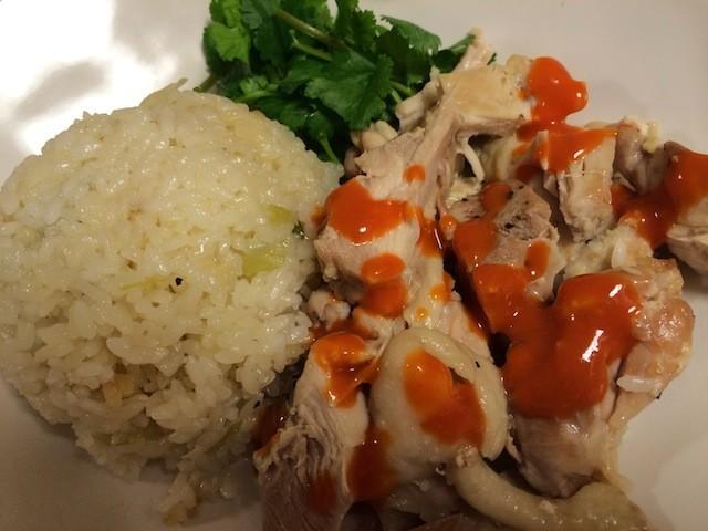 シンガポール発・ちょこっと注目アジア飯「海南チキンライス」って知ってる?