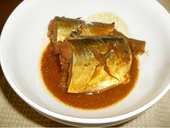 【圧力鍋で時短!】骨までホロホロの鯖の味噌煮を!