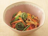 きょうの料理・山菜料理