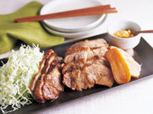 きょうの料理・ひと味アップ!豚肉料理