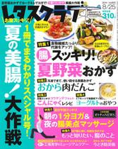 '14/8/8 夏野菜たっぷり 美腸おかず