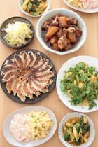 【1月料理教室】冬の中華でおもてなし献立