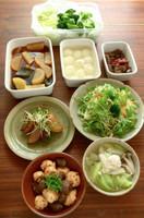 【きじまりゅうた料理教室17年1月】まとめて作ってダイエット