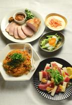 【きじまりゅうた料理教室17年4月】GW直前!ローストポークと春野菜のおもてなし料理