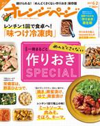 '17/6/2号 ほぼ一冊まるごと めんどくさくない作りおきSpecial
