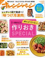 '17/5/17号 ほぼ一冊まるごと めんどくさくない作りおきSpecial