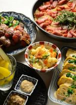 きじまりゅうた料理教室 ガッツリ肉パエリアとおうち居酒屋メニュー