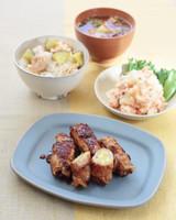【秋の料理教室】旬の食材を愉しむ