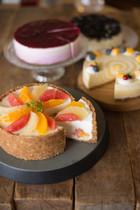 デザイン色々!レアチーズケーキ