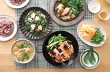【2月料理教室】春野菜たっぷりのエスニック献立