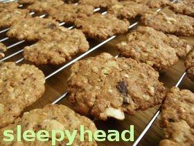 チョコチップオートミールクッキー(アメリカンレシピ)