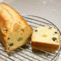 ■お節料理の残り物でパウンドケーキ■