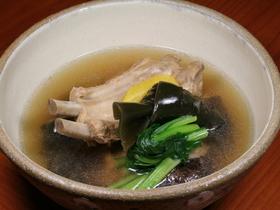 沖縄料理 ソーキの煮物