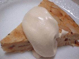 ♪簡単・ヘルシー!ダイエット中のしっとりミルクケーキ♪