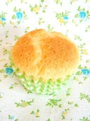 たまごカップケーキの写真