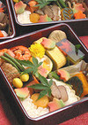 重箱で華やか☆運動会弁当☆2008