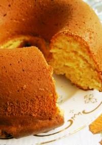 糖類少なめ♪物凄~いしっとり簡単ケーキ