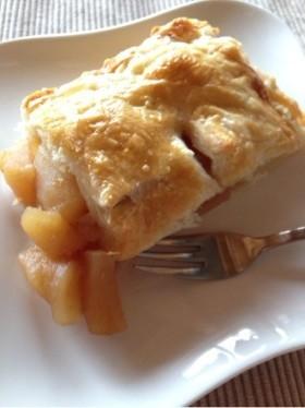 簡単に作れるアップルパイ