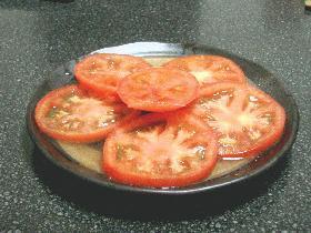 ただのトマト