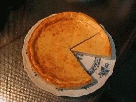 ミキサーでチーズケーキ♪