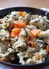 高野豆腐の卯の花風