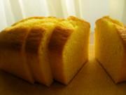 卵とバター香る♪基本のパウンドケーキ☆の写真