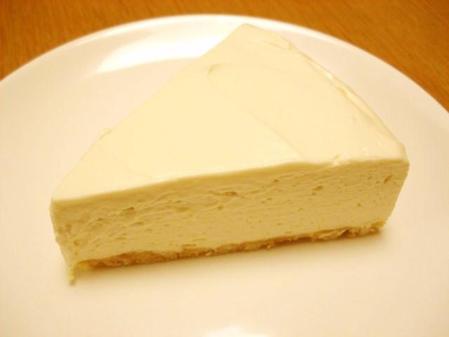 ゼラチン不要♪とろける♡レアチーズケーキ