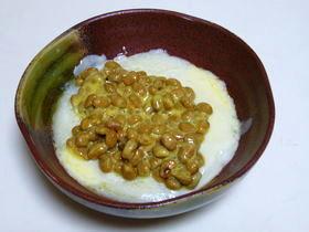 『❤納豆チーズ餅❤❤』