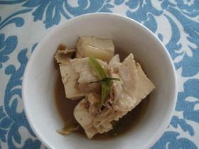 ☆豚バラで肉豆腐☆次の日がおいしい♪